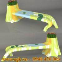 ghế nhựa composite giá rẻ
