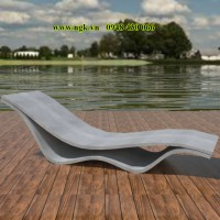 ghế tắm nắng composite