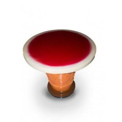 Kem hình nón bàn FRP