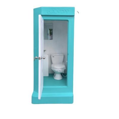 Địa chỉ sản xuất mô hình nhà vệ sinh di động bằng nhựa composite