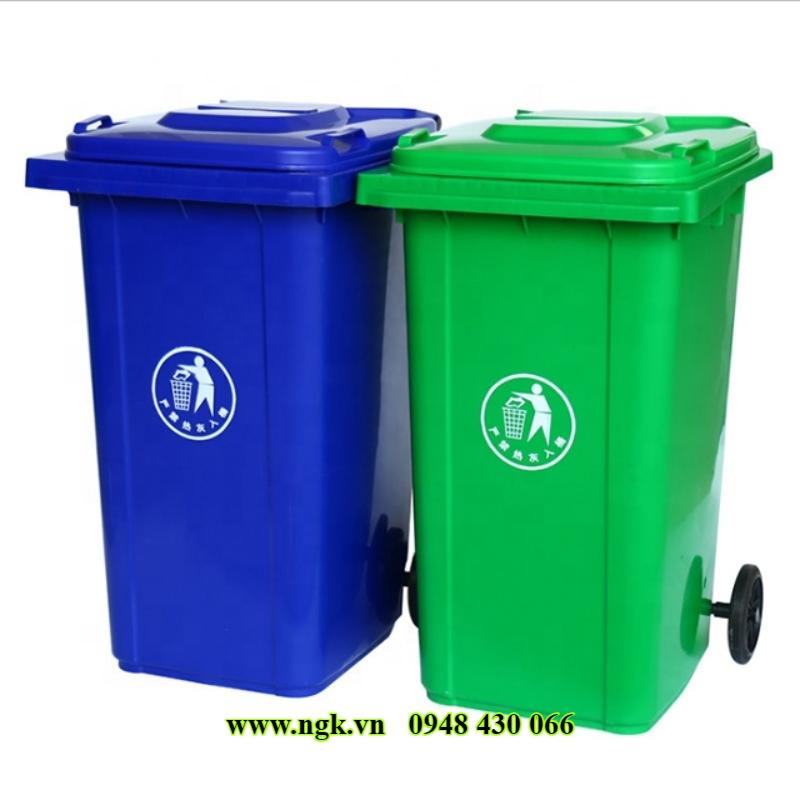 7 loại thùng rác composite