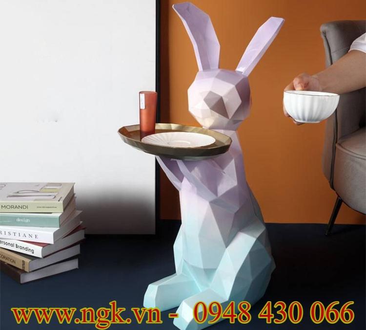 bàn composite decor theo yêu cầu