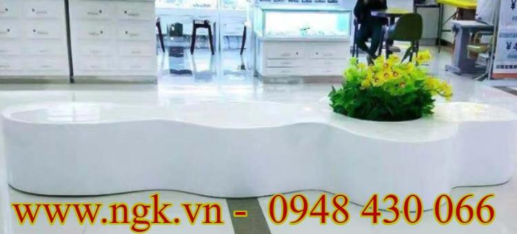 bàn ghế nhựa composite