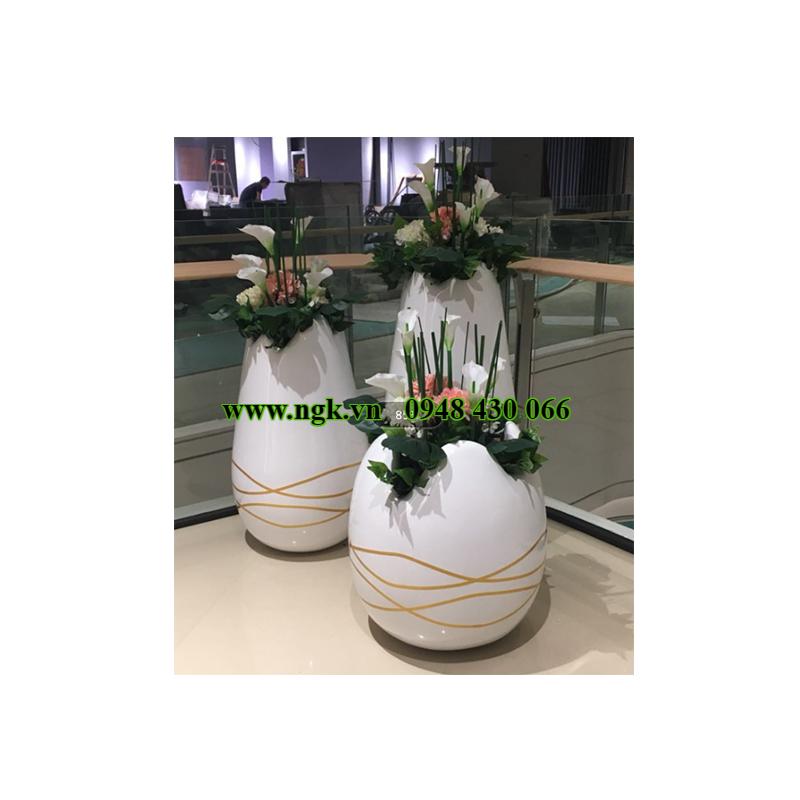 bồn hoa composite cao cấp