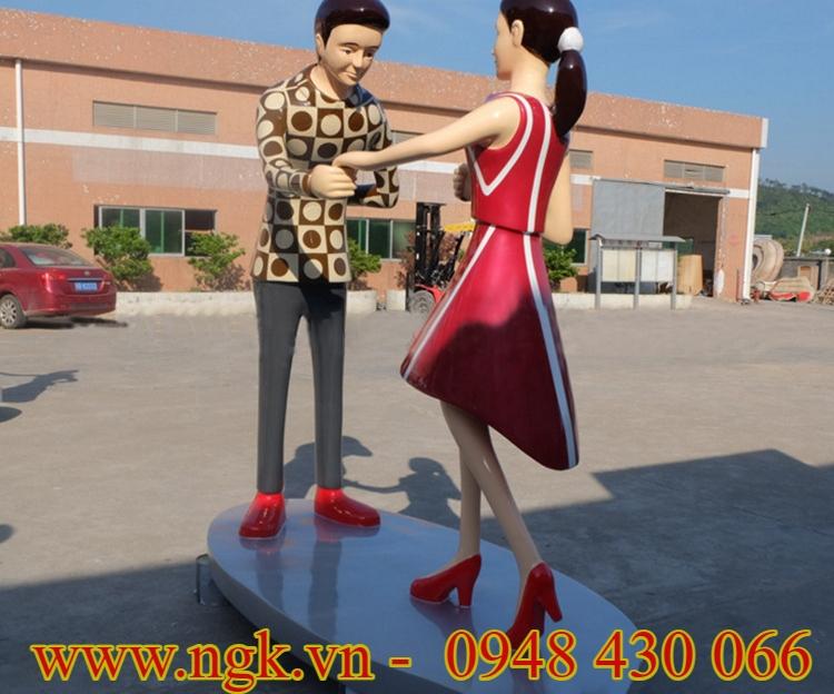 nhận gia công mô hình composite theo yêu cầu