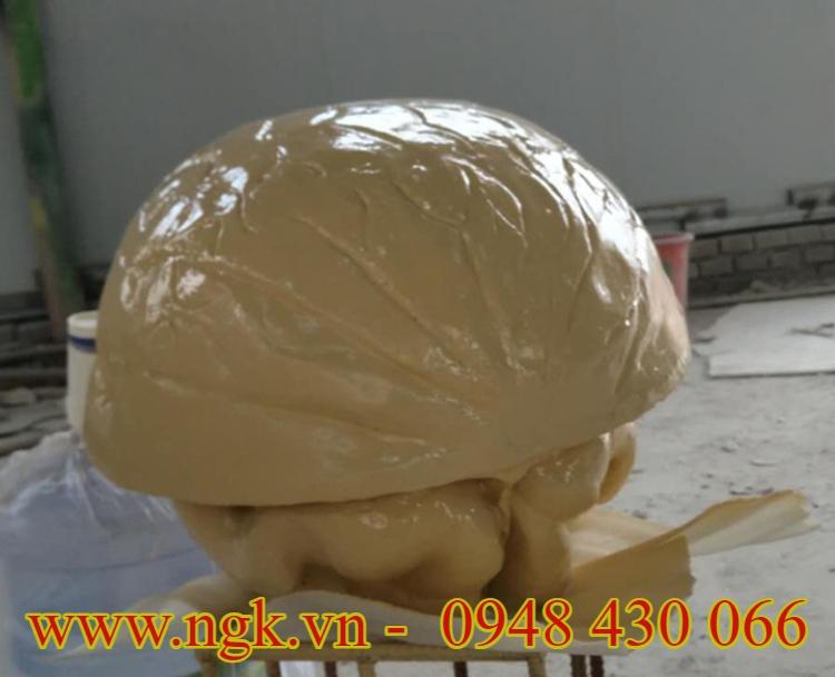 sản xuất mô hình bằng nhựa composite