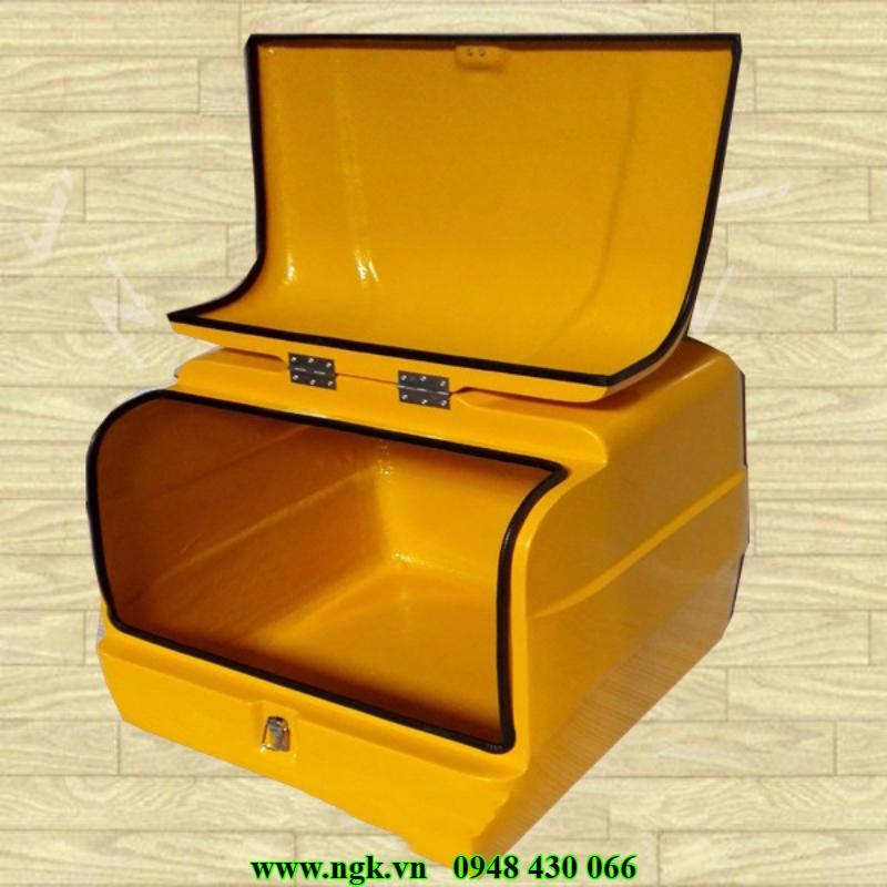 thùng hàng composite giá rẻ tại tp hcm