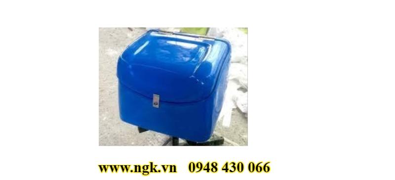 thùng nhựa chở hàng composite cao cấp