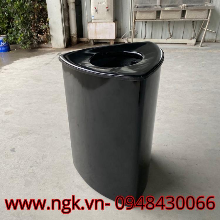 thùng rác composite mẫu mới